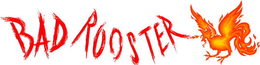 bad rosster logo